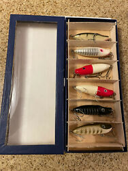Vintage Lures Boxed W/ Receipt All Minty