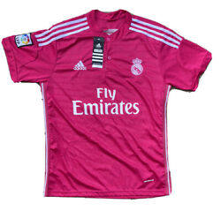 Adidas Real Madrid Chicharito 14 Official Licenced Jersey - Sz M New With Defect