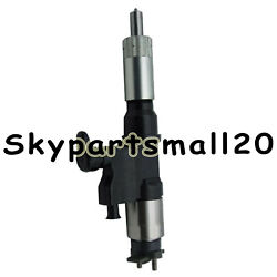 Common Rail Fuel Injector 095000-649 095000-880 Re524382 Re529118 For John Deere