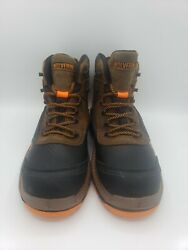 Wolverine Menand039s Overpass 6 Composite Toe Work Boot - Summer Brown - Us 7 W