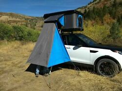 Roof Top Clam Shell Tent Free Shipping To Terminal - New Repack