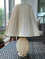 Antique Collectible Aladdin Large Alacite Corded Electric Lamp.
