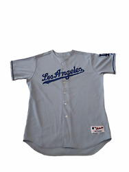 Los Angeles Dodgers Authentic Road Jersey, New With Tag, Size 52 Xxl