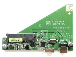 Only Pcb Replacement Board Seagate Expansion Jms577 / E89382 94v-0 Q179