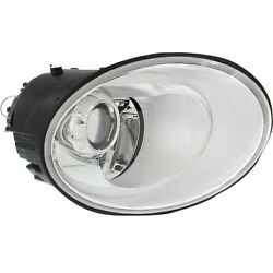 Headlight For 2006-2010 Volkswagen Beetle Right With Bulb Capa
