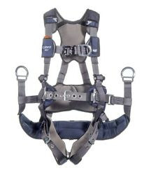 Dbi Sala Exofit Nex Tower Climbing Harness With Tongue And Buckle Leg Straps New