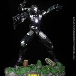 King Arts Pcs014 14 Scale War Machine Mark 1 Charger Stattue