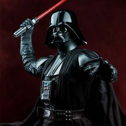 Side Show Log One Star Wars Story 14 Scale Premium Format Darth Vader Statue