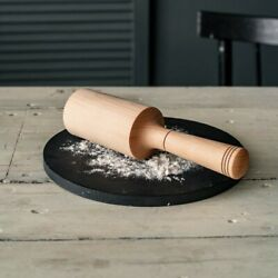 New Wooden Potato Masher, Pestle For Vegetables, Nuts, Berries