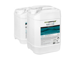Ecopoxy Flowcast 30l 7.92 Gallons Kit Clear Casting Epoxy Resin