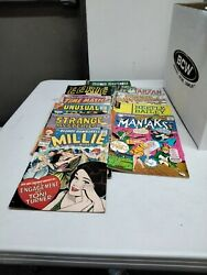 11 Old Comic Books Gold Key Bugs Bunny + Others