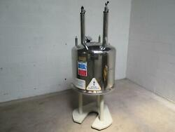 Oxford Spectrospin Cryomagnet Tank For Nmr Spectroscopy T84982