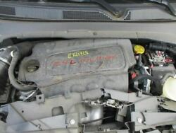 Manual Transmission Engine Id Ed6 4wd 6 Speed Fits 17-18 Compass 17483082