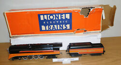 Lionel 8307 Southern Pacific Gs-4 Daylight Steam Engine Locomotive O Gauge Train
