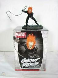 Ghost Rider - Marvel Diecast Ghost Rider 1/12 Scale Statue By Corgi