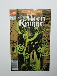 Marc Spectre Moon Knight 27 Scarlet Redemption Part One Rare Newstand