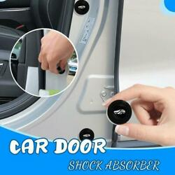 1 Pcs Car Door Shock-absorbing And Silent Gasket With Car Logo General On Sale