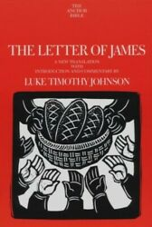 Letter Of James 37 Anchor Bible S. By Johnson L. Paperback Book The Fast