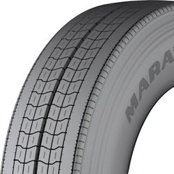 4 Tires Goodyear Marathon Lht 11r22.5 Load G 14 Ply Trailer Commercial