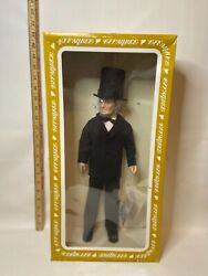 Abraham Lincoln Doll By Effanbee