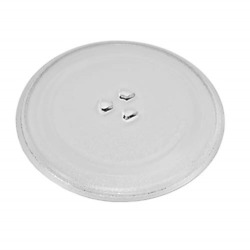 Microwave Glass Turntable Plate 9.5 Or 245mm Designed To Fit Several Models