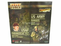 Signed Nathan E. Self - Us Army Ranger/pararescue - Mint In Box