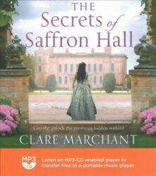Secrets Of Saffron Hall Can She Unlock The Mysteries Hidden Within, Mp3-cd...