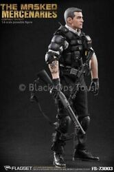 Flagset Masked Mercenaries Army Of Two Continue To Fight Mint In Box