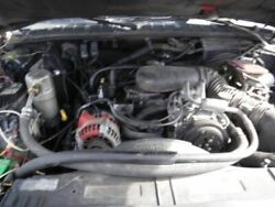 Rear Axle 4wd 8-1/2 Ring Gear With Zr2 Fits 94-97 S10/s15/sonoma 17037458