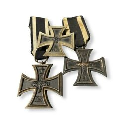 Antique Wwii German Iron Cross Medal