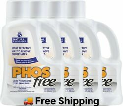 Natural Chemistry Phosfree Phosphate Remover 3 Liter Packs Of 4_free Shipping