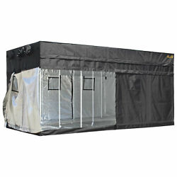 Gorilla Grow Tent Ggt816 Metal Framed 8 X 16 Foot Tent With 1 Foot Extension Kit