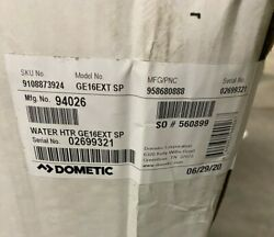 Ge16ext Sp Lp Gas And Electric 10 Water Heater Gal Direct Spark Ignition Combo New