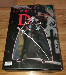 Epoch Cworks 12 Poseable Vampire Hunter D Action Figure 2001 Articulated Rare
