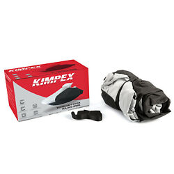 Kimpex Ready-fit Pwc Cover Spark2up Black Gray Water Repellant Adjustable Straps