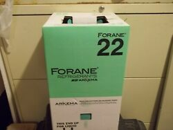 R-22 Refrigerant 30lbs. New In Box / Sealed - Immediate Shipping. Made In Usa