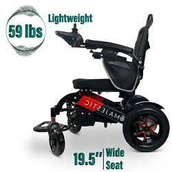 Electric Wheelchair For Adults, Folding All Terrain Lightweight Wheel Chairs