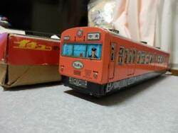Things At The Time Made In Japan Tin Toy Train Series 101 Ichiko Japanese