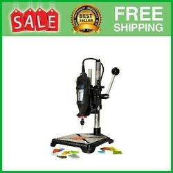 Rotary Tool Drill Press Stand For Woodworking And Jewelry Making Power Tool