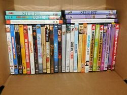 33 Movies Dvd Lot Gently Used