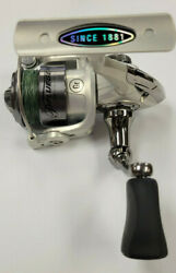 Pflueger Spinning Fishing Reel Trion Sp20 Mini Compact Backpack Camping Hiking