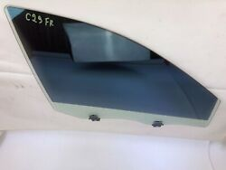 2008 Mercedes S 550 W221 Front Right Door Laminated Window Glass 43r00257 C29