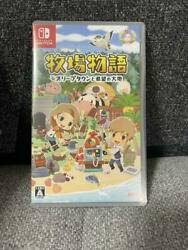 Nintendo Switch Ranch Story Olive Town And The Land Of Hope