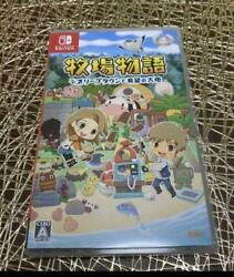 The Story Of Ranch Olive Town And Land Hope Switch/switch