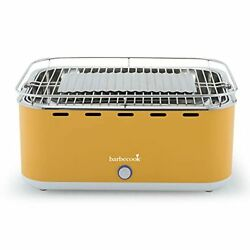 Barbecook Carlo Barbecue De Table Au Charbon Grille Camping Sunshine Yellow 4...