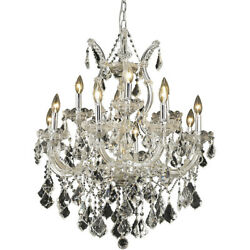 Asfour Crystal Chandelier Maria Theresa Dining Living Room Lighting 13 Light 27