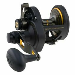 Penn 1292933 Fathom 30 Lever 2-speed Lever Drag Fishing Reel Assorted Styles