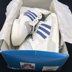 Rare Find   Patrick Ewing Rivalry Hi   White And Neutral Basketball Shoes