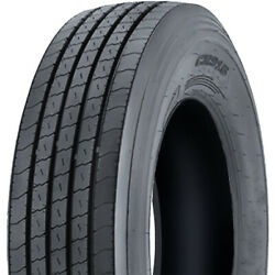 4 Tires Trazano Cr915 295/75r22.5 Load G 14 Ply Trailer Commercial