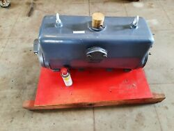Marine Heat Exchanger Tank - For Engine Haresh Eng Made In India 35 Lit - New